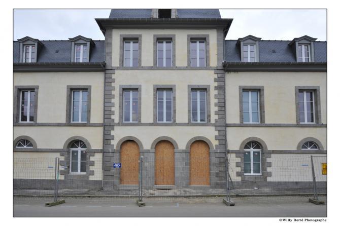 Modification de façade (suite)