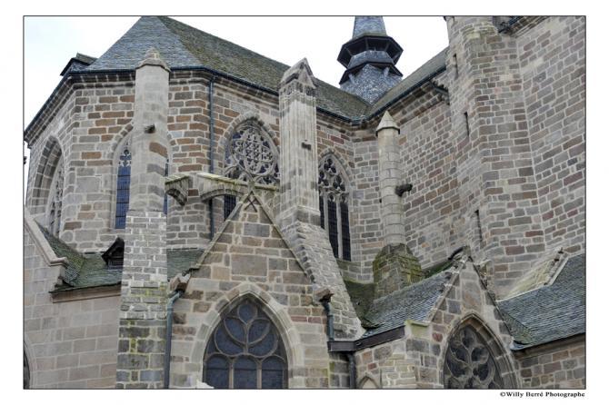 Cathédrale St Etienne de St Brieuc