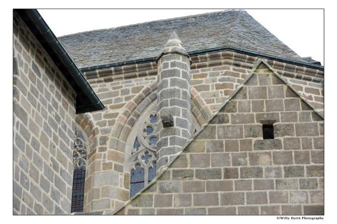 Cathédrale St Etienne de St Brieuc (suite)