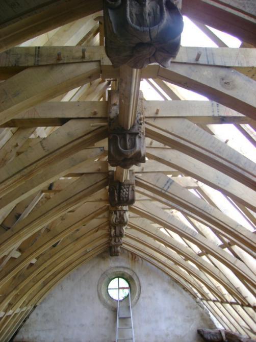 Chapelle du Dresnay (suite)