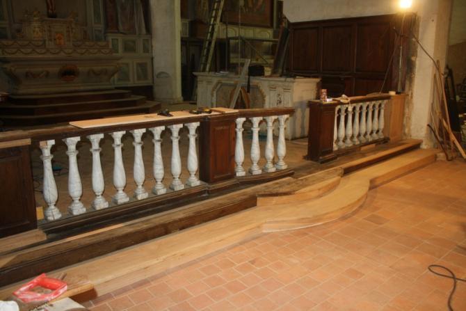 Eglise St Martin à Lamballe (suite)