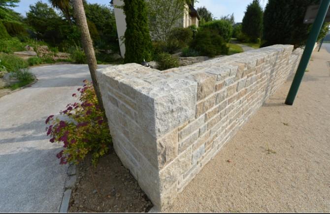 Jmoullec b timent neuf particuliers et collectivit s - Rejointoyer un mur en pierre exterieur ...
